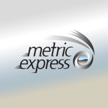 Metric Express Logo
