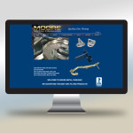Moore Metal Finishing Website Design