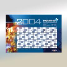 2004 Newfax Calendar