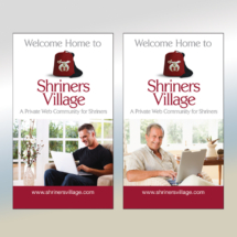 Shriner Village Posters