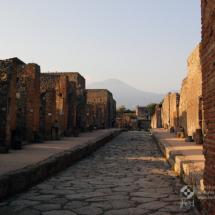 Pompeii, Mt. Vesuvius