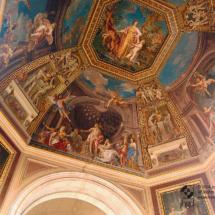 Ceiling, Vatican