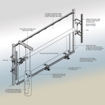 ParaPort Door Overview Illustration