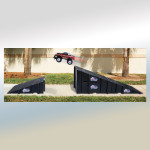 LandWave® RC Truck Jump Illustration