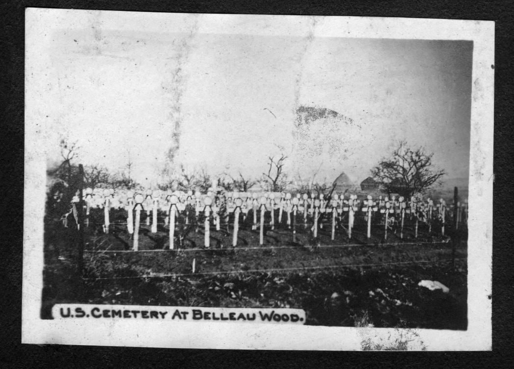 Cemetery Belleau Wood